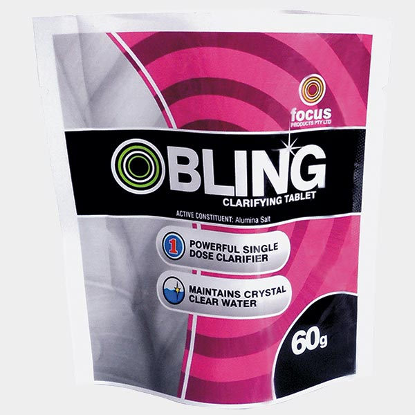 Bling Clarifying Tablets